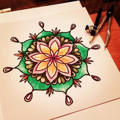Create Date Mindful Mandalas Workshop with Create Some Time